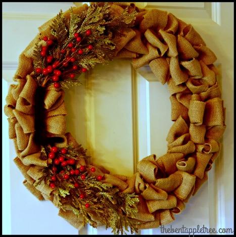 burlap-wreath
